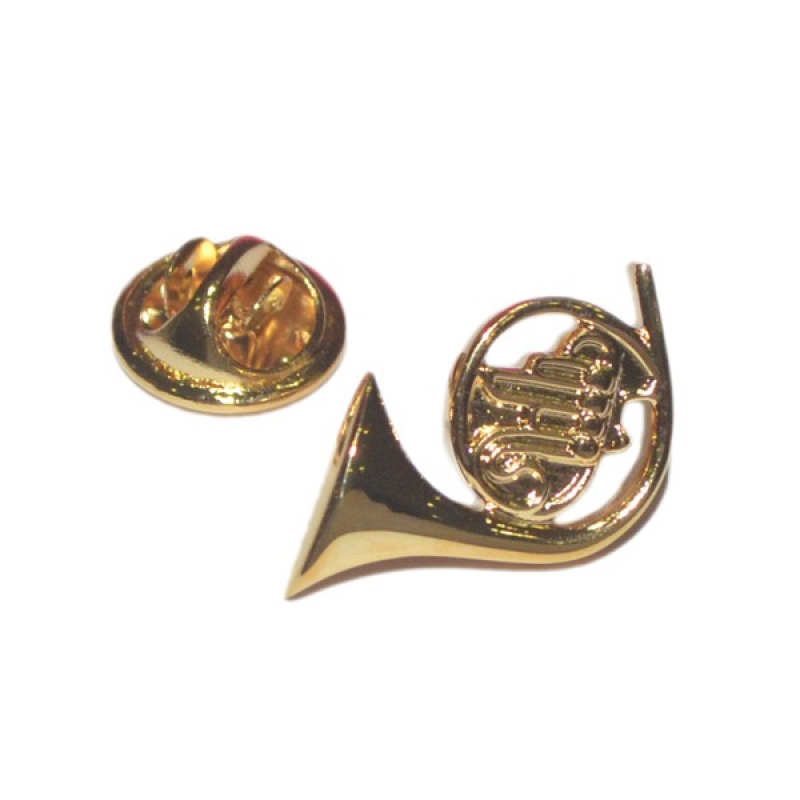 Gold Plated French Horn