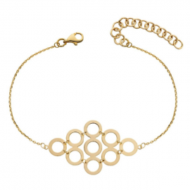 New Collection Multi Circle Bracelet