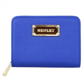 Henley Ladies Chic Purse Cobalt Blue